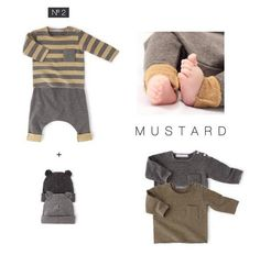 E poi arriva il mustard... 1+ in the family, NEW COLLECTION ONLINE http://www.cocochic.it/it/6_1-in-the-family