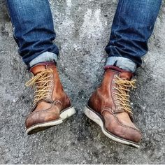 """219 Likes, 5 Comments - Wilcox. Handmade Leather Boots (@wilcoxboots) on Instagram: """"We love the smell of fresh boots in the morning!"""""""