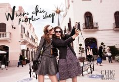Chic Outlet Shopping, with 9 Villages in Europe and 1 in Shanghai. Find out more!