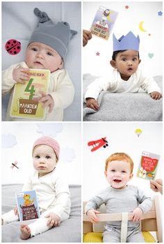 Milestone Baby Cards - Leg alle mijlpalen van je kindje op een bijzonder leuke manier vast !  Milestone Baby Cards NL | Milestone Cards | Gras onder je voeten | Milestone Pregnancy Cards  http://www.grasonderjevoeten.nl/a-36849142/milestone-cards/milestone-baby-cards-nl/