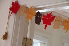 An affordable -- and adorable -- craft to add some fall flair to your home: http://blog.hgtvgardens.com/get-crafty-a-colorful-fall-felt-garland/