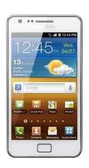 Samsung Galaxy II Blanco  ¡Descubrilo en Tienda Movistar!  www.tiendamovistar.com.ar