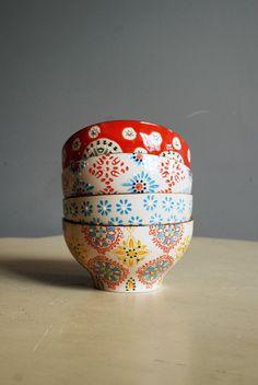 Speciale Tavola - ciotole ceramica colorata