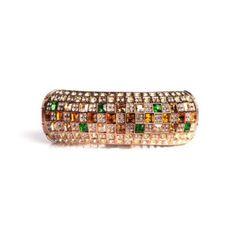 Gold Cuff Bracelet #cuff #gold