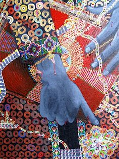 Asad Faulwell    Iranian artist based in Los Angeles