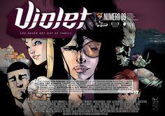 Violet episodio9/Cina connection