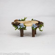 furniture fairy petite fairy garden table twig by irmascraftshop furniture 1112 best furniture accessories plants etc images on