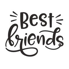 Silhouette Design Store: best friends