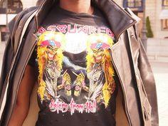 #fashion #dsquared #tshirt #martinmargiela #perfecto #leather #paris