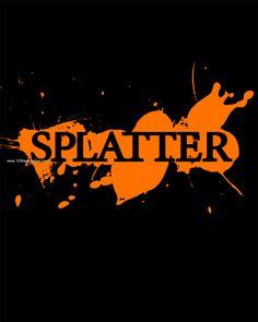 Ink Splatter Paint 80 - Download  Photoshop brush http://www.123freebrushes.com/ink-splatter-paint-80/ , Published in #GrungeSplatter. More Free Grunge & Splatter Brushes, http://www.123freebrushes.com/free-brushes/grunge-splatter/ | #123freebrushes