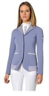 Animo light blue show jacket.