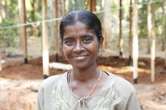 https://flic.kr/p/82NEKn | Glad to be home in northern Sri Lanka | Meena, aged 25, stands in front if a UK-funded transitional shelter, being constructed by the UN's  Office for Project Services (UNOPS) in northern Sri Lanka. Her original house was destroyed during the conflict. The transitional shelter will be her temporary home as she returns to her village, having been displaced by the conflict for more than 2 years.  UNOPS is one of a number of humanitarian agencies working in northern…