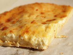 Khachapuri ou pain georgien au fromage |