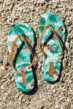 Camilla #ROXYsandals - We packed these for Tahiti & took them everywhere