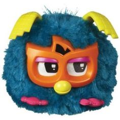 Furby Party Rockers, Nerby - Bleu - Hasbro à 29,00 € chez 3Suisses #furby