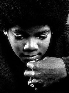Michael Jackson, photographed by Gene Trindl, 1971