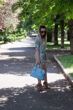 Paisley pattern abito foulard #dressingandtoppings #blogger #summer #dress #paisley #cachemere #minidress #foulard #misscoquines