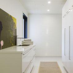 VIRE-sisustuspaneeli - Siparila Home Kitchens, Blinds, Curtains, Home Decor, Decoration Home, Room Decor, Shades Blinds, Kitchen, Blind