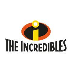 the incredibles logo vector png