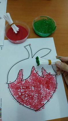 Flower Pom Pom Painting Craft for Kids – Sassy Dealz Toddler Art, Toddler Crafts, Crafts For Kids, Arts And Crafts, Paper Crafts, Summer Crafts, Fall Crafts, Diy Crafts, Toddler Learning Activities