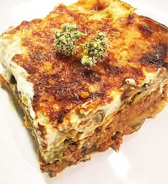 This is a modern take on one of Greece's most traditional dishes. This Moussaka is rich in herbs and spices, the minced beef and tomato sauce add protein and substance, while the vegetables and yogurt add a greener, creamier edge to the dish.