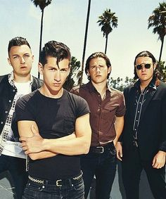 Arctic Monkeys forever will be the people that keep me sane