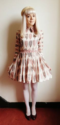 schwurlie: Tutorial: collar dress