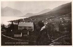 Remmemsvik med Vestnes Prestegaard. Eneret Helland. St.Vestnes-1914