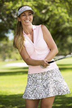 Daily Sports - Lookbook Golf Outfit, Ladies Golf, Lady, Lace Skirt, Polo, Clothes For Women, Skirts, How To Wear, Ss16