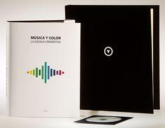 "Check out new work on my @Behance portfolio: ""Artist book ""Música y color: La escala cromática"""" http://on.be.net/1HXEHGA"