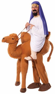 Ride A Camel Costume for Adults from Buycostumes.com