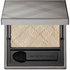 BURBERRY Eye Colour - Wet & Dry Glow Shadow featuring polyvore, beauty products, makeup, eye makeup, eyeshadow, burberry and burberry eyeshadow