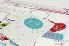 Sticker Sentiment Cards - Step 1