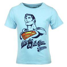 Superman Kinderkleding Boys awesome tshirt | www.kienk.nl