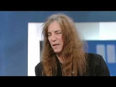 Patti Smith: EXTENDED INTERVIEW on George Stroumboulopoulos Tonight DON'T WASTE YOUR TIME ON THIS UNLESS YOU ARE A HUGE PATTI SMITH FAN. In high school I loved ALL of her music but never understand the person she was.  Anyway I enjoyed this interview-hope you do too