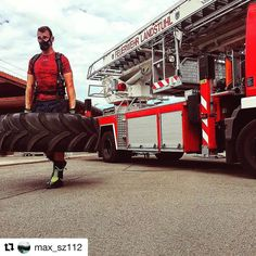 FIREFIGHTER FITNESS Repost ( it's still the beginning of a long journey Want to be featured? Show us how you train hard and do work Use in your post. You can learn more about us and our charity by visiting Firefighter Workout, Firefighter Training, Firetruck, Firefighters, Train Hard, Ems, Crossfit, Charity, Engine