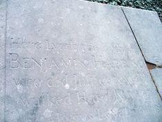 Benjamin Harrison II (1645-1713) - Find A Grave Memorial