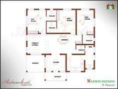 2 Bhk Floor Plans Of 25 45 Google Search House Plans With Photos Kerala House Design New House Plans