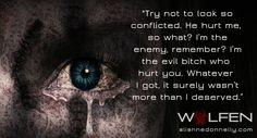 #Wolfen  http://aliannedonnelly.com/wolfen