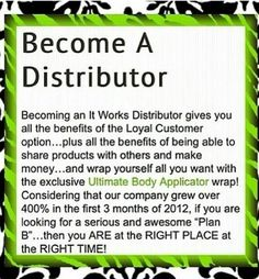 Partner up with Me & Lets get this money together as #BusinessPartners Come…