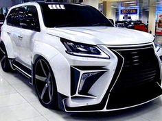NEW 2018 Lexus LX 570 SUV. Lexus Lx570, New Lexus, Lexus Cars, My Dream Car, Dream Cars, Lexus Vehicles, Top Luxury Cars, Dream Garage, Exotic Cars