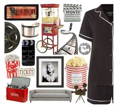 Designer Clothes, Shoes & Bags for Women Popcorn Company, Dot And Bo, Bling Jewelry, The Hamptons, Nostalgia, Night, Polyvore Fashion, Movies, Design