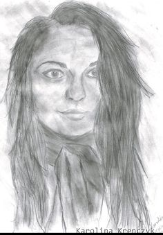 my #self-portrait  Oct '2009 #pencil #drawing #hobby