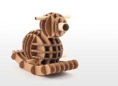 つちのこ #furniture #design #mueble #diseño #cartón #cardboard