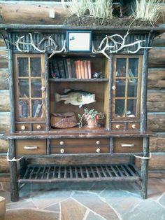 Bass Pro Shop Entry: Love The Wood Style