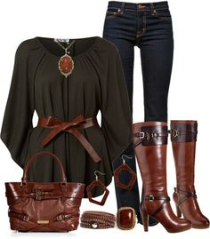 """"""" by mssgibbs on niNice Pretty Outfits, Fall Outfits, Casual Outfits, Cute Outfits, Fashion Outfits, Outfits 2016, Pretty Clothes, Jean Outfits, Skirt Outfits"""