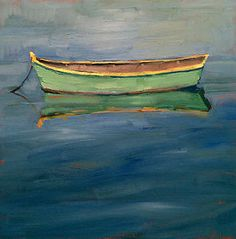 Image result for row boat painting