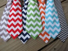 Baby/Toddler/Boy Neck Tie YOU CHOOSE Riley by WhatAFancyPansy, $11.00