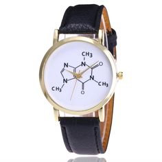Cheap femme fashion, Buy Quality femme montre directly from China femme watches Suppliers: casual watches women fashion luxury watch dress girl Pattern Leather Band Analog Quartz Vogue Wrist Watches montres femmes Geek Watches, Sport Watches, Wrist Watches, Ladies Watches, Vogue, Casual Watches, Fashion Watches, Band, Bracelet