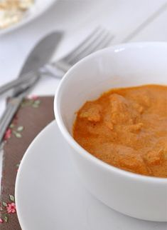 Csirke tikka masala - csakapuffin.hu I Foods, Thai Red Curry, Lose Weight, Cooking, Ethnic Recipes, Desserts, Lunch Ideas, Blog, Kitchen